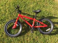 Frog 48 kids bike -to suit 4 to 6 years