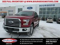 2016 Ford F-150 XLT 4X4 CREW REMOTE START SYNC 3 NEW 302A