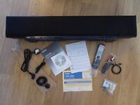 Yamaha YSP-40D Digital Sound Projector - complete & boxed.