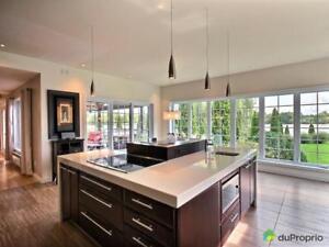 859 000$ - Domaine et villa à vendre à Ste-Catherine-De-Hatley