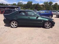 BREAKING LEXUS IS200 CAR PARTS SPARES BREAKING 1999-2005 MODEL - LEXUS CAR PARTS SPARES BREAKING