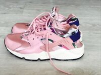 Pink Floral Limited Edition Huaraches