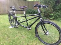 Thorn Voyager Child Back Tandam - Adult/Child Touring Tandem