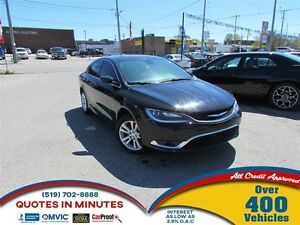 2015 Chrysler 200 LIMITED | CLEAN | MUST SEE