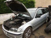Bmw 320 diesel manual spare parts available