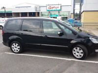 Ford Galaxy MPV 5dr 7 Seater PCO/UBER IDEAL FOR UBER XL (YOU WILL GET BOTH UBER X AND XL JOBS)
