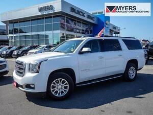 2016 GMC Yukon XL  XL SLT 4x4, Sunroof, Heated / cooled leather