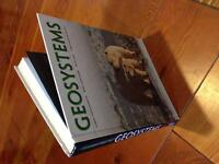 Geosystems textbook for sale