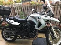 Bmw f650 Gs 800cc
