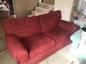 M&S 3 seater sofa