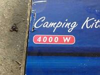 4000w twin burner gas camping stove