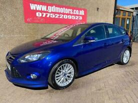 image for 2014 FORD FOCUS ZETEC S TDCI. WARRANTY. MOT NOV 21. NOT FIESTA ASTRA MEGANE COROLLA