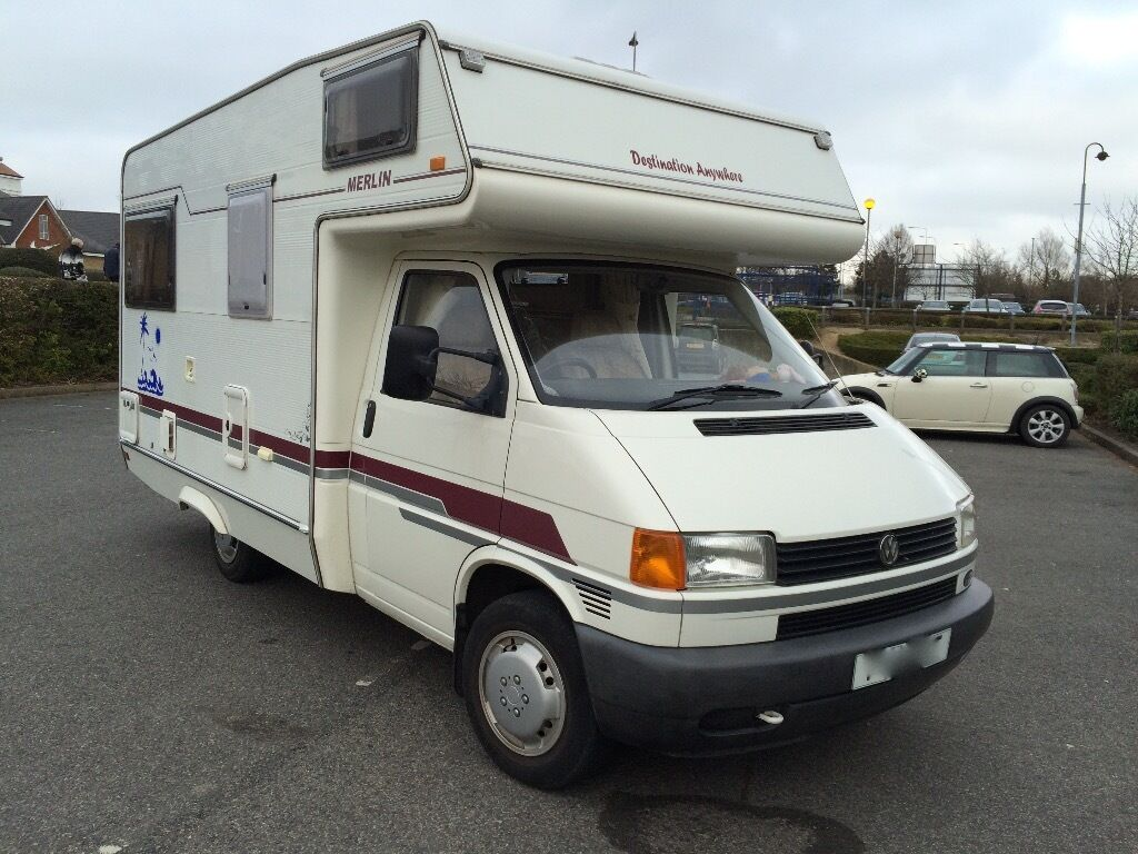 Vw T4 Merlin Motorhome In Braintree Essex Gumtree