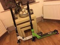 X2 scooters