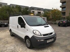 Vauxhall Vivaro 1.9 DTI 2700 White,Bluetooth,Roof Rack,LED Lights