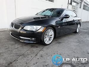 2011 BMW 335i Cabriolet with only 35000kms!!