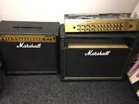 Marshall Amps spares or repair