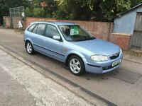 30 Day Guarantee - Mazda 323 1.5 - A lovely example - new MOT - 1 owner - full history