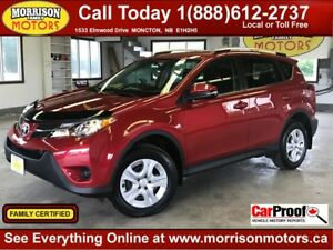 2015 Toyota RAV4 LE AWD | SOLD! |