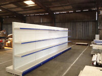 Shop Racking and Slatwall