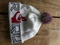Quicksilver Bobble Hat