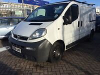 2006 06 VAUXHALL VIVARO VAN 1.9 TURBO DIESEL SUPERB DRIVE COMPANY OWNED MAINTAINED TO HIGH STANDARD!