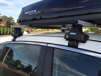 Thule Roof Bars for Honda C-Rv 2014
