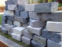 Breeze blocks / thermalite blocks