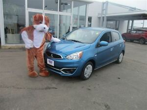 2017 Mitsubishi Mirage ES ** Purchase  for only 65+tax Bi-Weekly