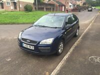 Diesel New shape Ford Focus 5 door long mot ,low tax ,px welcome
