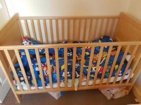 2 cot beds
