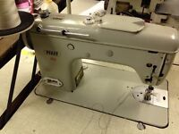 pfaff 262 embroidery sewing machine nearly new