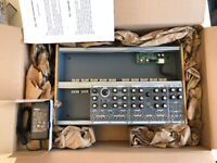 ACL Modular rack, Discrete VCO, Dual Filter, Dual VCA Synth Analogue