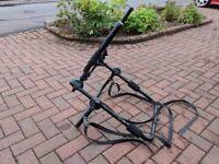 Rear Wheel Bike Carrier for 2 bikes