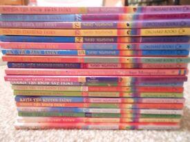 Set of Rainbow Fairy Books- Like New.