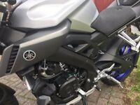 Yamaha MT 125 64 Reg