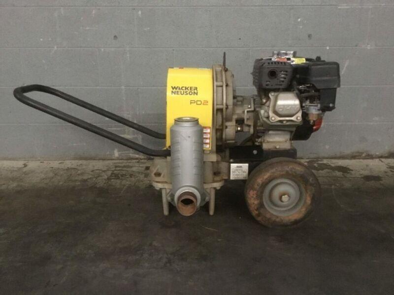 Wacker Neuson Commercial Grade Trash Pump PDT2A
