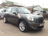 Mini Countryman 1.6 Cooper D 5dr (grey) 2012