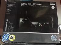 AKG WMS 40 Pro Mini Wireless