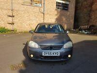 SPARE OR REPAIR VW GOLF 5 2.0 GT DIESEL YEAR 2006 STIL DRIVING....!!!!!!!!