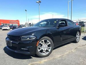 2016 Dodge Charger SXT**AWD**8.4 TOUCHSCREEN**NAVIGATION**SUNROO