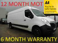 Vauxhall, MOVANO, Panel Van, 2014, Manual, 2298 (cc)