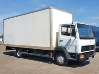 RARE 1996 MERCEDES 814 6 CYLINDER 5 SPEED MANUAL MANUAL FUEL PUMP BOX TRUCK LIKE MAN DAF VOLVO IVECO