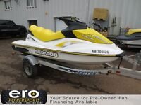 2006 Sea-Doo/BRP GTI 130 *3 Available*