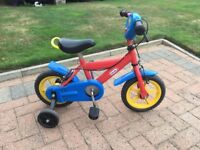 Little Tikes Bike with stabilisers.