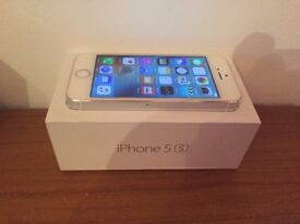 Apple iPhone 5s - 16Gb Storage - on Vodafone network