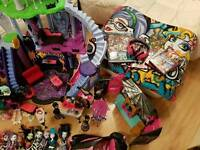 Monster high massive collection