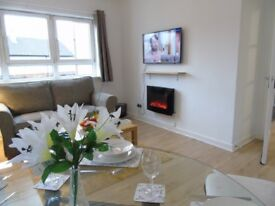 Short stay two and three bedroom flats in Helensburgh. Including linen, towels, weekly cleaning.