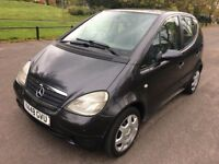99V MERCEDES BENZ A170 1.7 CDI TURBO DIESEL MOT'D AT HONDA EVERY YEAR DRIVES WELL PX SWAPS