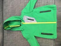 Boys Green M &S Jacket Age 2-3